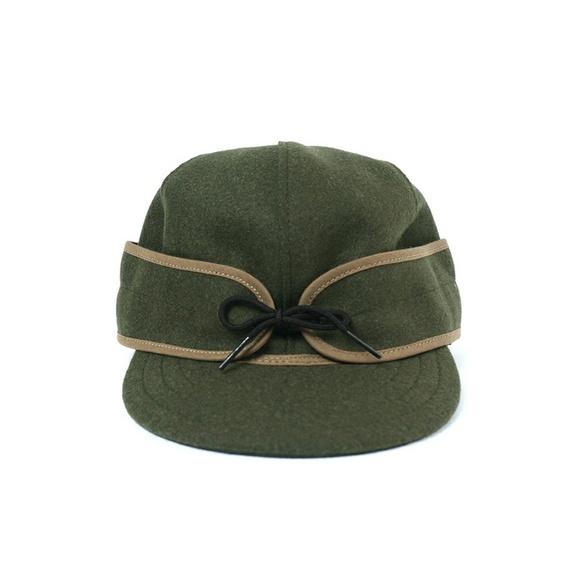 e4c2931b5 Stormy Kromer Original Cap - Olive